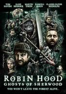 Robin Hood: Ghosts of Sherwood - German Blu-Ray cover (xs thumbnail)
