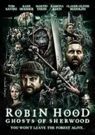 Robin Hood: Ghosts of Sherwood - German Movie Cover (xs thumbnail)