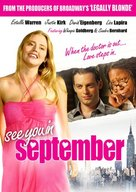 See You in September - Movie Cover (xs thumbnail)