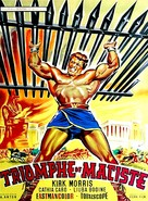 Il trionfo di Maciste - French Movie Poster (xs thumbnail)