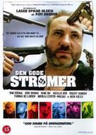 Den gode strømer - Danish DVD cover (xs thumbnail)