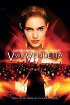 V for Vendetta - German Movie Cover (xs thumbnail)