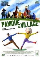 Panique au village - French Movie Cover (xs thumbnail)