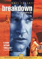 Breakdown - DVD cover (xs thumbnail)