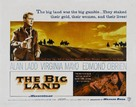 The Big Land - Movie Poster (xs thumbnail)