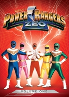 """Power Rangers Zeo"" - DVD cover (xs thumbnail)"