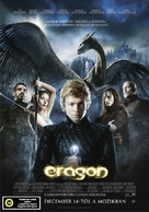 Eragon - Hungarian poster (xs thumbnail)