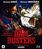 The Dam Busters - Dutch Movie Cover (xs thumbnail)