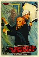 The Secret of the Submarine - Movie Poster (xs thumbnail)