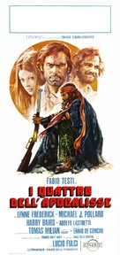Quattro dell'apocalisse, I - Italian Movie Poster (xs thumbnail)
