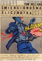 Fatal Beauty - Polish Movie Poster (xs thumbnail)