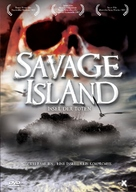 Savage Island - German DVD cover (xs thumbnail)