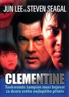 Clementine - Czech DVD cover (xs thumbnail)