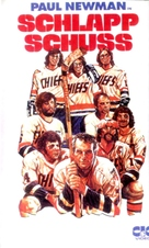 Slap Shot - German Movie Cover (xs thumbnail)