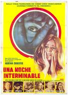 Endless Night - Argentinian Movie Poster (xs thumbnail)