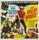 The Old West - Movie Poster (xs thumbnail)