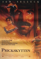 Quigley Down Under - Swedish Movie Poster (xs thumbnail)