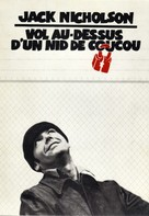 One Flew Over the Cuckoo's Nest - French Movie Poster (xs thumbnail)
