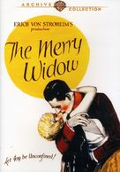The Merry Widow - DVD cover (xs thumbnail)