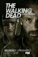 """The Walking Dead"" - Portuguese Movie Poster (xs thumbnail)"