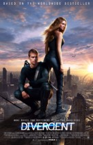Divergent - Indonesian Movie Poster (xs thumbnail)