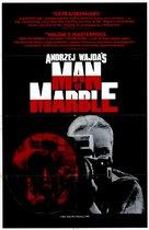 Czlowiek z marmuru - Movie Poster (xs thumbnail)