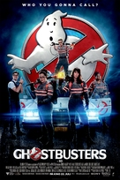 Ghostbusters - Norwegian Movie Poster (xs thumbnail)