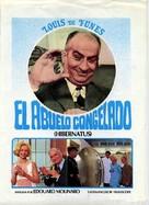 Hibernatus - Spanish Movie Poster (xs thumbnail)