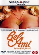 Bel Ami - DVD cover (xs thumbnail)