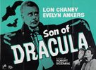 Son of Dracula - British Movie Poster (xs thumbnail)