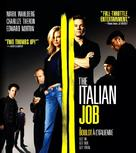 The Italian Job - Canadian Blu-Ray cover (xs thumbnail)