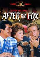 Caccia alla volpe - DVD cover (xs thumbnail)