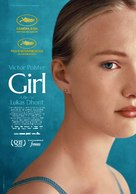 Girl - Belgian Movie Poster (xs thumbnail)