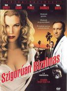 L.A. Confidential - Hungarian DVD movie cover (xs thumbnail)