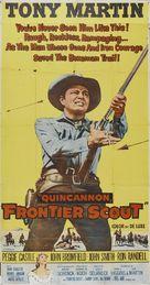 Quincannon, Frontier Scout - Movie Poster (xs thumbnail)