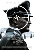 HHhH - Spanish Movie Poster (xs thumbnail)