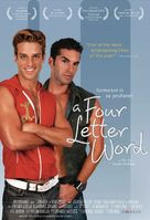 A Four Letter Word - Movie Poster (xs thumbnail)