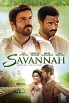 Savannah - DVD cover (xs thumbnail)