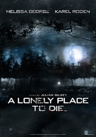 A Lonely Place to Die - British Movie Poster (xs thumbnail)