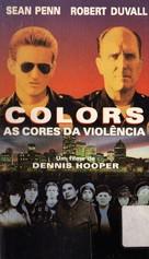 Colors - Brazilian VHS movie cover (xs thumbnail)