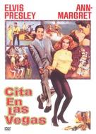Viva Las Vegas - Spanish Movie Cover (xs thumbnail)