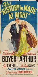 History Is Made at Night - Movie Poster (xs thumbnail)