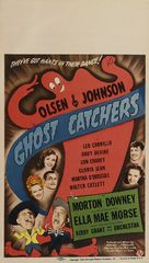 Ghost Catchers - Movie Poster (xs thumbnail)