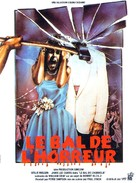 Prom Night - French Movie Poster (xs thumbnail)