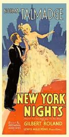 New York Nights - Movie Poster (xs thumbnail)