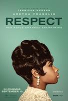 Respect - British Movie Poster (xs thumbnail)