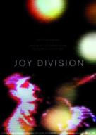 Joy Division - German Movie Poster (xs thumbnail)