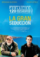 The Grand Seduction - Spanish Movie Poster (xs thumbnail)