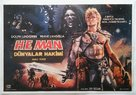 Masters Of The Universe - Turkish Movie Poster (xs thumbnail)