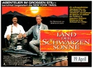 Mountains of the Moon - German Movie Poster (xs thumbnail)